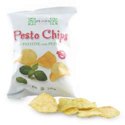 Pesto Chips by Pesto Rossi 1947, 45 gr.