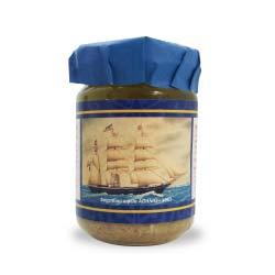 Salsa di noci tradizionale, 135 gr - Collezione I Velieri