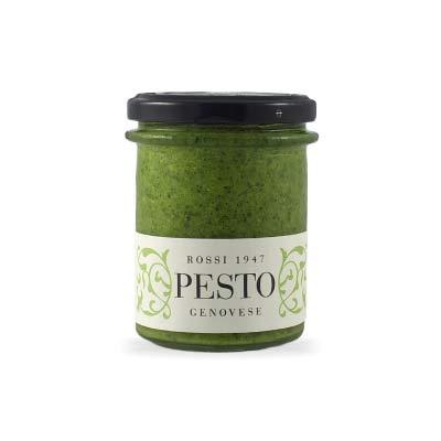 Pesto Genovese fresco, 180 gr