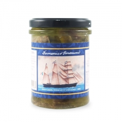 Eggplants in oil 180 gr - Sailboats - I Velieri