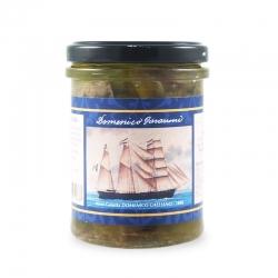 Auberginen in Öl 180 gr - I Velieri