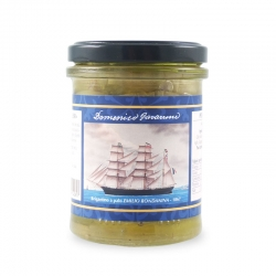Pomodori Verdi sott'olio, 180 gr - I Velieri