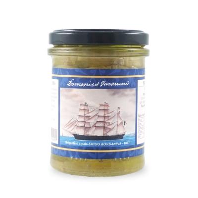 Pomodori Verdi sott'olio, 180 gr