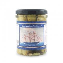 Trombetta Zucchini in Olivenöl, 180 gr - I Velieri